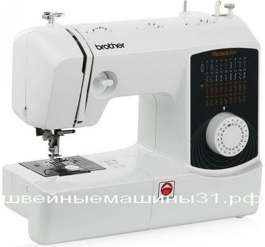 Швейная машина BROTHER ModerN 39 А   цена 16950 руб.