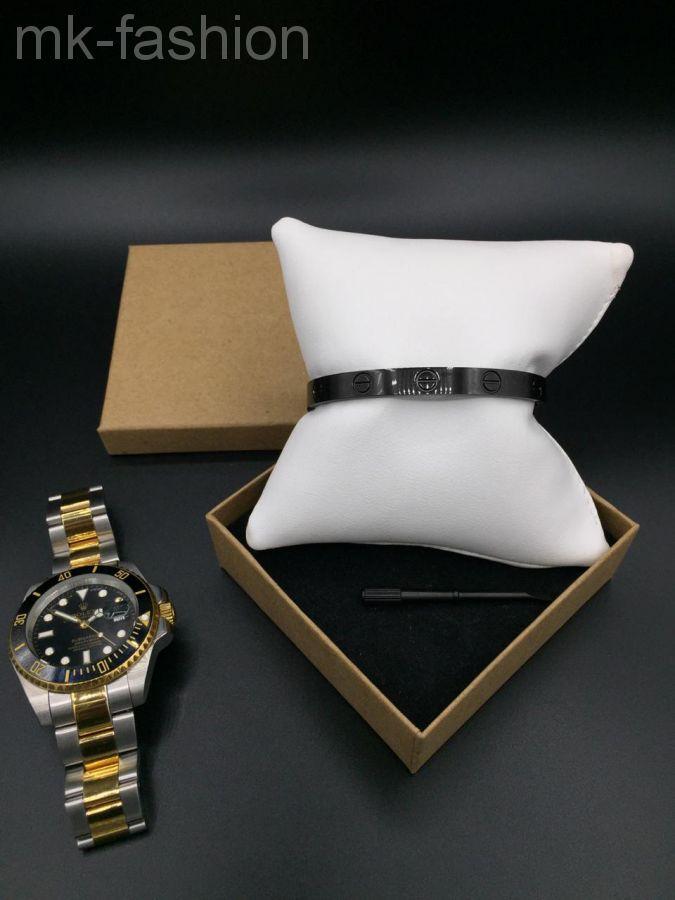 Браслет Love Bracelet BLACK
