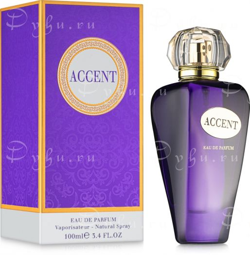 Fragrance World Accent 100 ml