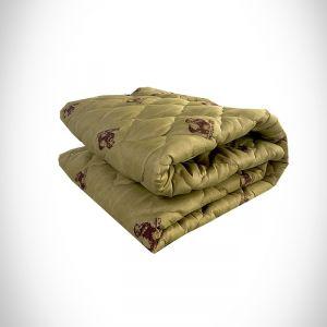 Одеяло Овечья шерсть 140х205 см 150 гр, пэ, конверт   3783181