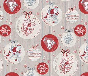 Вафельное полотенце Рождество размер 50 х 60