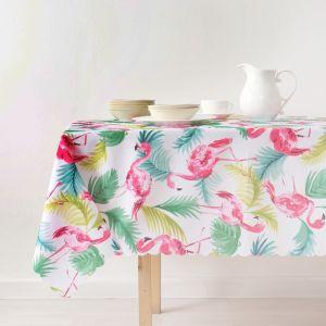 Скатерть «Доляна» Фламинго 140?180 см, 100% п/э