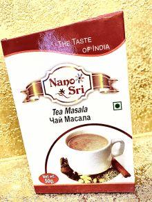 Чай Масала NANO SRI  , 50 гр