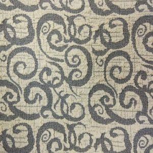 Набор чехлов для стульев 6 шт с оборкой ,KAR 014-01 Krem