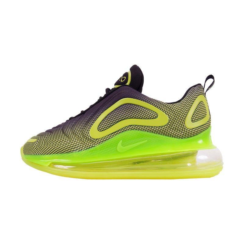 Кроссовки Nike Air Max 720-818 зеленые