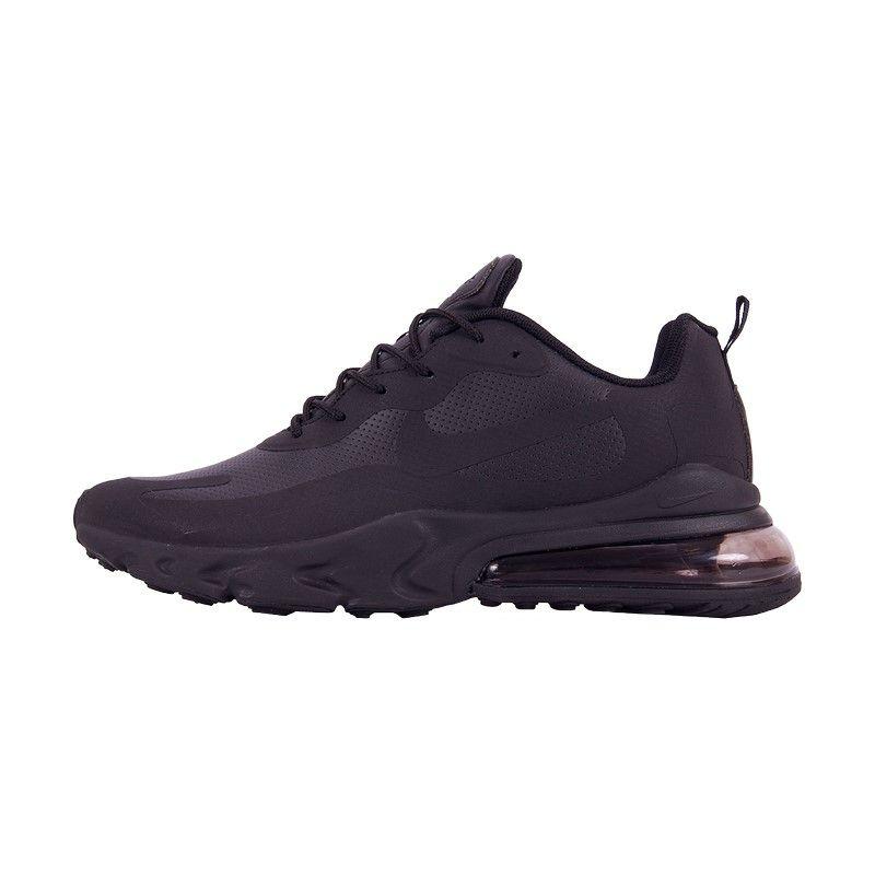 Кроссовки Nike Air Max 270 React черные