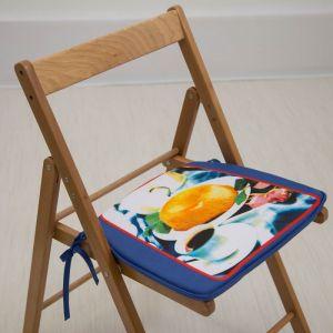 Подушка на стул «Утренний кофе», 41 х 36 х 3 см
