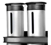 Набор для специй с магнитным держателем Magnetic Spice Rack (6 предметов)_3