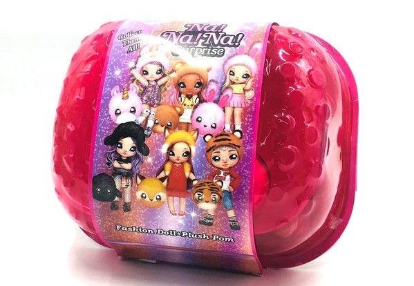 Кукла Na Na Na Surprise большой набор в чемодане (ST9117)