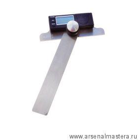 Угломер электронный Т-образный iGaging 0-180 град 125 х 150 мм М00018036