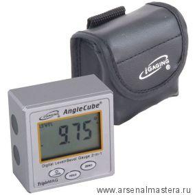 Уклономер электронный карманный iGaging М00018040