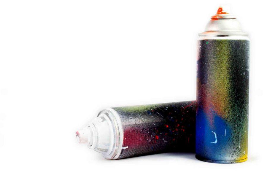 Заправка краски в аэрозольный баллон