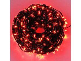 Гирлянда для деревьев уличная LED CLIP LIGHT, 50 м, красный кабель