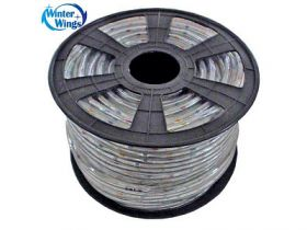 Гирлянда электр. дюралайт, разноцветный, круглое сечение, диаметр 12 мм, 100 м, 3-жильный, 3000 ламп