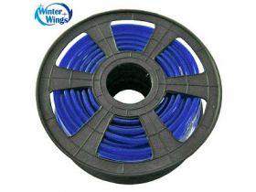 Гирлянда электр. дюралайт, синий, круглое сечение, диаметр 12 мм, 50 м, 2-жильный, 1500 ламп