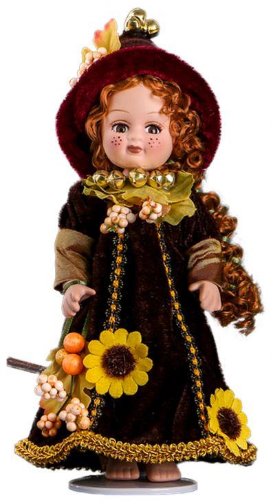 Кукла Флора Осень
