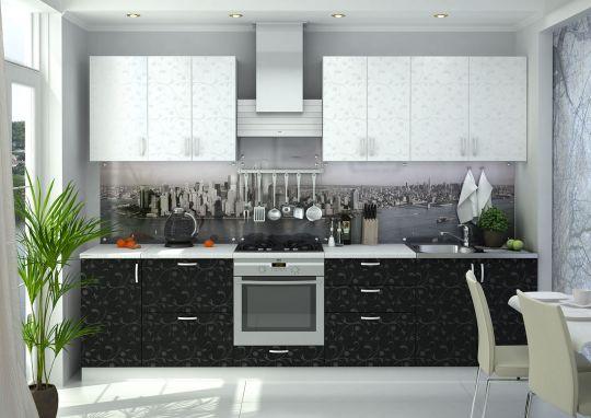 Кухня Дина (вариант 1) 300см
