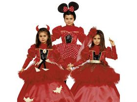 Карнавальный костюм ФАНТАЗИЯ, 3 в 1, полиэстр, размеры: на 6, 8, 10 лет