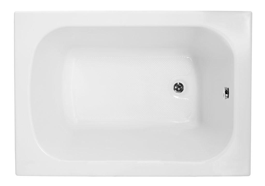 Акриловая ванна Aquanet SEED 100*70
