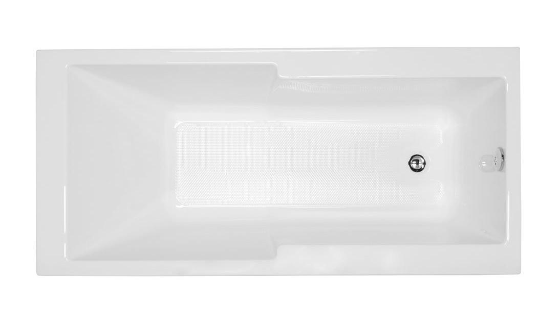 Акриловая ванна Aquanet TAURUS 160*75