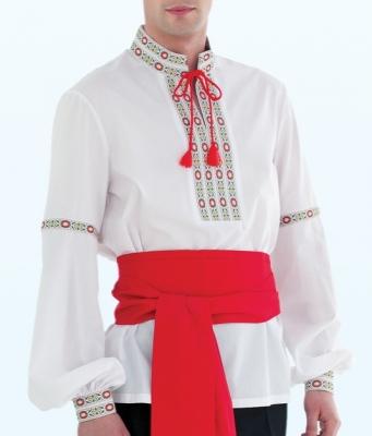 """Мужская сорочка """"""""Клим"""""""