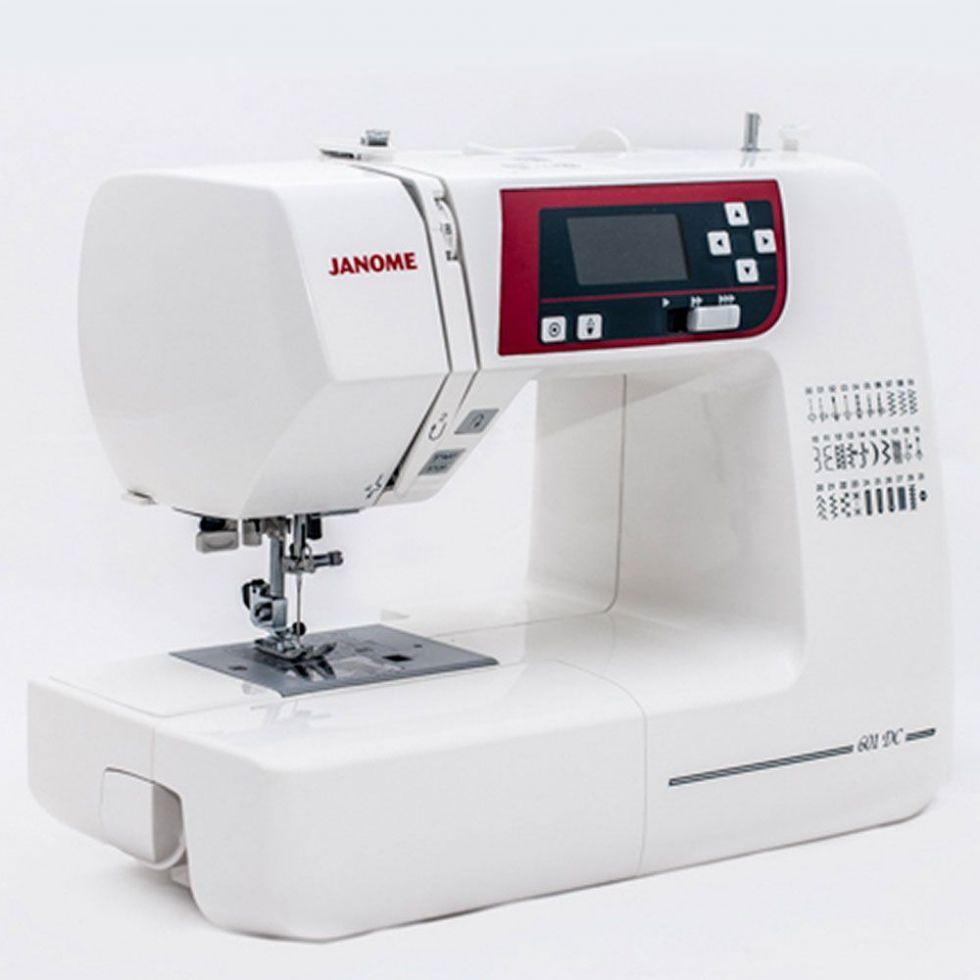 Швейная машина Janome DC 601  цена  24500 руб.