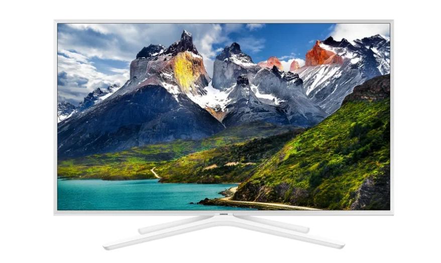 Телевизор SAMSUNG UE43N5510-FHD-Smart-White