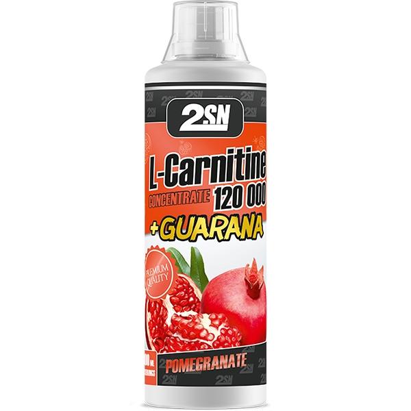 2SN L-carnitine(1200мг) + Guarana 1000ml