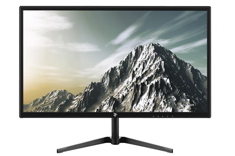 "Монитор 2E 23.8"" E2419B (2E-E2419B-01.UA) VA Black; 1920x1080, 250 кд/м2, 5 мс, D-Sub, HDMI"