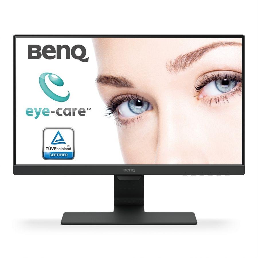 """Монитор BenQ 21.5"""" GW2280 (9H.LH4LB.QBE) VA Black; 1920x1080, 5 мс, 250 кд/м2, D-Sub, 2xHDMI, динамики 2х1 Вт"""