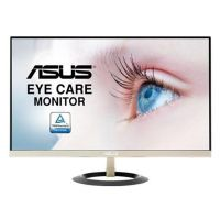 "Монитор ASUS 27"" VZ279Q IPS Black; 1920x1080, 5 мс, 250 кд/м2, D-Sub, HDMI, DisplayPort, динамики 2х2 Вт"