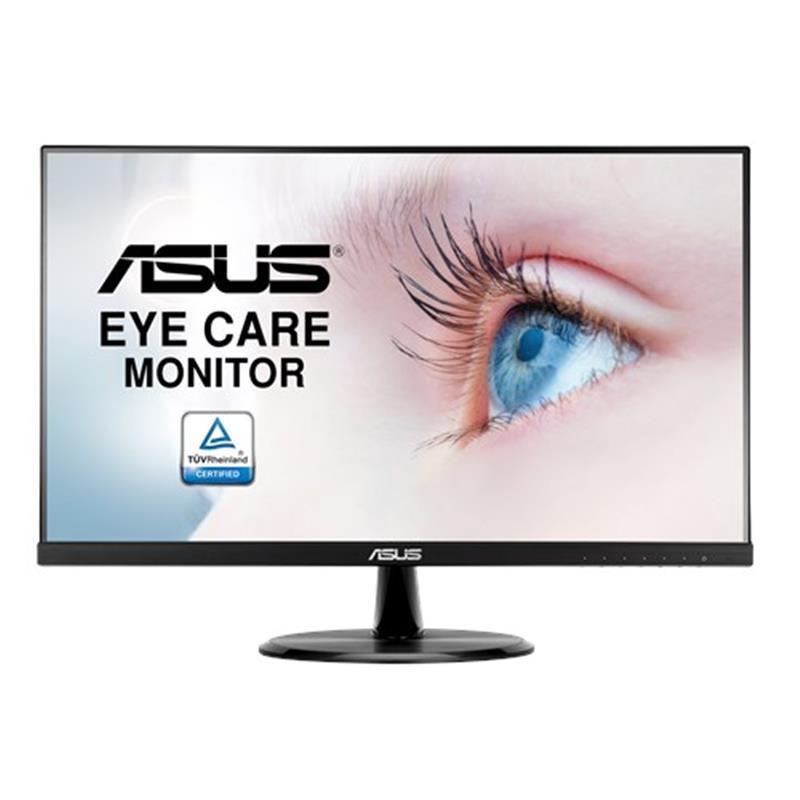 "Монитор ASUS 23.8"" VP249HR IPS Black; 1920x1080, 5 мс, 250 кд/м2, HDMI, D-Sub, динамики 2х1.5 Вт"