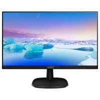 "Монитор Philips 23.8"" 243V7QDSB/00 IPS Black; 1920x1080, 5 мс, 250 кд/м2, D-Sub, DVI-D, HDMI"