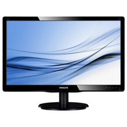 "Монитор Philips 21.5"" 223V5LSB2/62 Black; 1920х1080, 200 кд/ м2, 5мс, D-Sub"