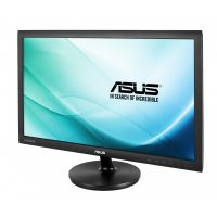 "Монитор ASUS 23.6"" VS247HR Black; 1920 x 1080, 2 мс, 250 кд/м2, D-Sub, HDMI, DVI-D"