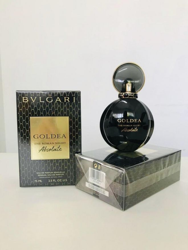 Bvlgari Goldea The Roman Night Absolute EDP 75 мл A-Plus