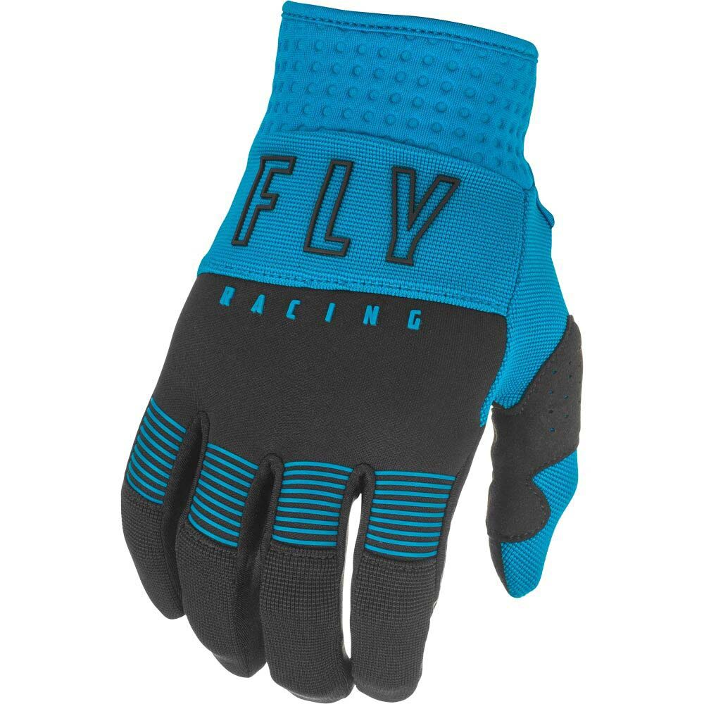 Fly Racing 2021 F-16 Blue/Black перчатки