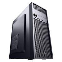 Персональный компьютер Expert PC Basic (I8400.16.H1S2.INT.C230); Intel Core i5-8400 (2.8 - 4.0 ГГц) / ОЗУ 16 ГБ / HDD 1 ТБ + SSD 240 ГБ / INTEL HD Graphics / без ОП / LAN / Ubuntu / черный
