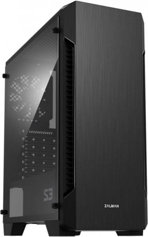 Персональный компьютер Expert PC Ultimate (I8600.16.H2S2.1070T.1284); Intel Core i5-8600 (3.1 - 4.3 ГГц) / ОЗУ 16 ГБ / HDD 2 ТБ + SSD 240 ГБ / NVIDIA GeForce GTX 1070 Ti 8 ГБ / без ОП / LAN / Wi-Fi / Bluetooth / Ubuntu / черный