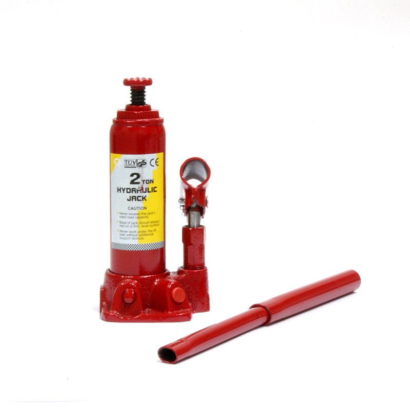 Домкрат гидравлический бутылочный Torin на 2 тонны, T90204