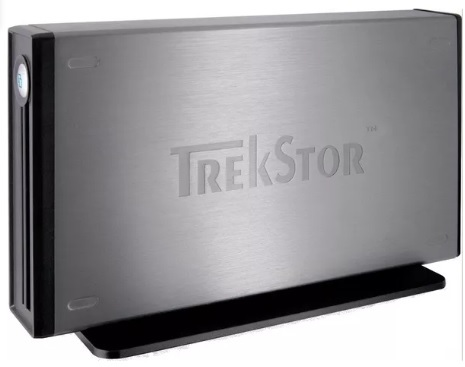"Накопитель внешний HDD 3.5"" USB  500GB TrekStor DataStation maxi Light (TS35-500MLS) Refurbished"