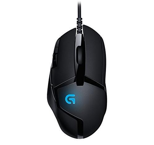Мышь Logitech G402 Hyperion Fury (910-004067) Black USB
