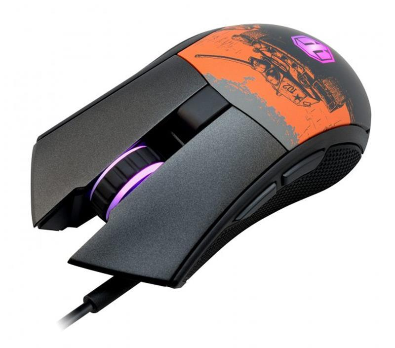 Мышь Cougar Revenger S World of Tanks USB
