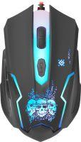 Мышь Defender Skull GM-180L (52180) Black USB