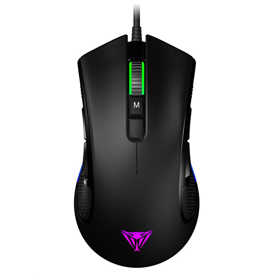 Мышь Patriot Viper V550 Black (PV550OUXK) USB