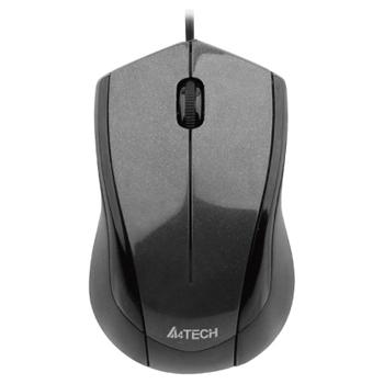 Мышь A4Tech N-400-1 Grey USB V-Track
