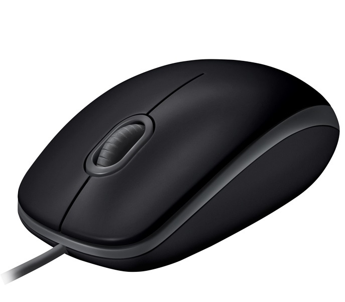 Мышь Logitech B110 Silent (910-005508) Black USB