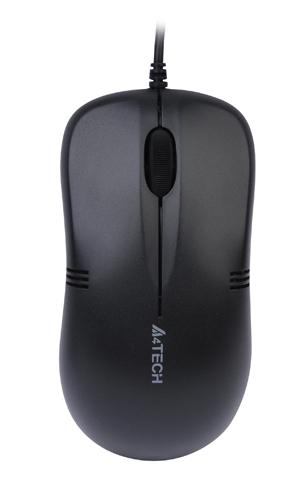 Мышь A4 OP-560NU Black USB V-Track