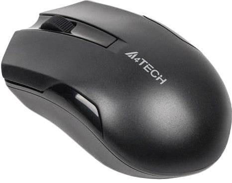 Мышь беспроводная A4Tech G3-200N Black USB V-Track