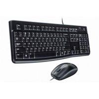 Комплект (клавиатура, мышь) Logitech MK120 (920-002561)